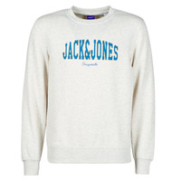 Vêtements Homme Sweats Jack & Jones JORHART Blanc
