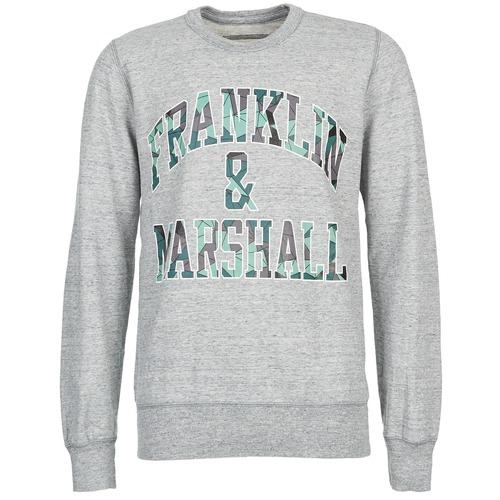 Vêtements Homme Sweats Franklin & Marshall COLFAXO Gris