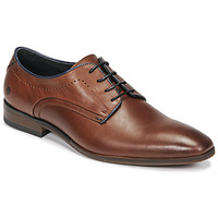 Chaussures Homme Derbies Carlington OLIO Cognac