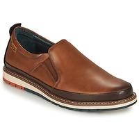 Chaussures Homme Mocassins Pikolinos BERNA M8J Marron