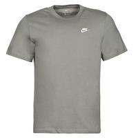 Vêtements Homme T-shirts manches courtes Nike NSCLUB TEE Kaki