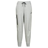 Vêtements Femme Pantalons de survêtement Nike NSTCH FLC ESSNTL HR PNT Gris / Noir
