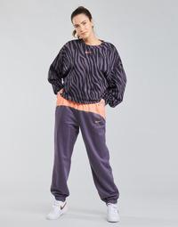 Vêtements Femme Pantalons de survêtement Nike NSICN CLSH JOGGER MIX HR Violet / Rose