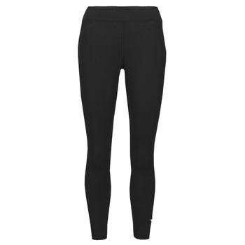 Vêtements Femme Leggings Nike NSESSNTL 7/8 MR LGGNG Noir / Blanc