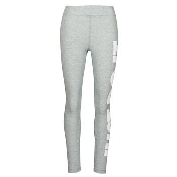 Vêtements Femme Leggings Nike NSESSNTL GX HR LGGNG JDI Gris / Blanc
