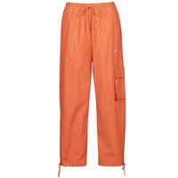 Vêtements Femme Pantalons de survêtement Nike NSICN CLASH PANT CANVAS HR Marron / Orange