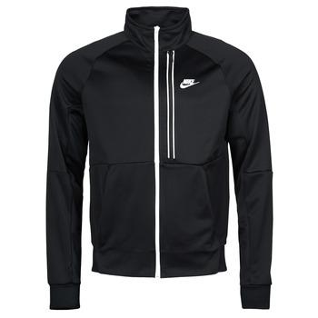 Vêtements Homme Vestes de survêtement Nike NSTE N98 PK JKT TRIBUTE Noir / Blanc