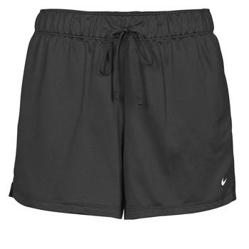 Vêtements Femme Shorts / Bermudas Nike DF ATTACK SHRT Noir / Blanc