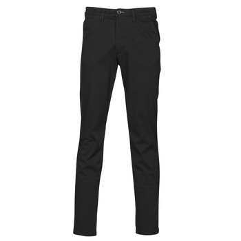 Vêtements Homme Chinos / Carrots Selected SLHSLIM-MILES FLEX Noir