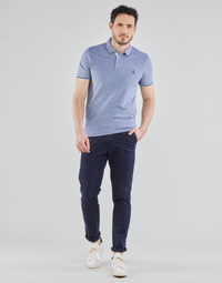 Vêtements Homme Chinos / Carrots Selected SLHSLIM-MILES FLEX Marine