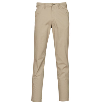 Vêtements Homme Chinos / Carrots Selected SLHSLIM-MILES FLEX Beige
