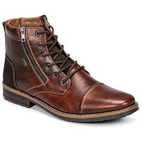 Chaussures Homme Boots Rieker  Marron