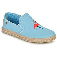 Chaussures Fille Ballerines / babies Citrouille et Compagnie OSARA Bleu ciel