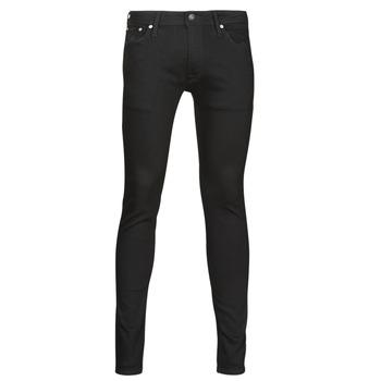 Vêtements Homme Jeans slim Jack & Jones JJILIAM Noir