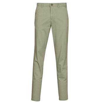 Vêtements Homme Chinos / Carrots Jack & Jones JJIMARCO Kaki