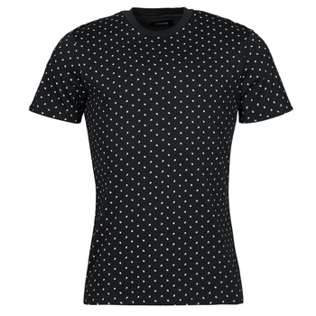 Vêtements Homme T-shirts manches courtes Jack & Jones JJMINIMAL Marine