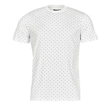 Vêtements Homme T-shirts manches courtes Jack & Jones JJMINIMAL Blanc