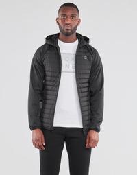 Vêtements Homme Doudounes Jack & Jones JJEMULTI Noir