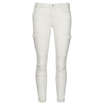 Vêtements Femme Pantalons cargo Only ONLMISSOURI Beige