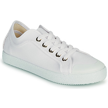 Chaussures Femme Baskets basses Dream in Green OBRINDILLE Blanc