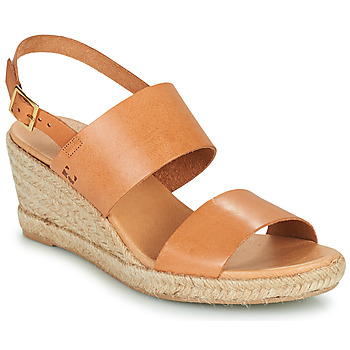 Chaussures Femme Sandales et Nu-pieds Dream in Green OLEM Tan