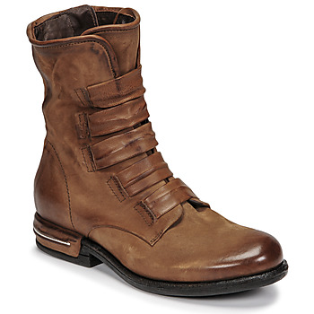 Chaussures Femme Boots Airstep / A.S.98 TEAL Marron