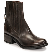 Chaussures Femme Boots Airstep / A.S.98 OPEA Marron