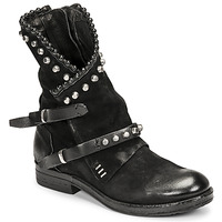 Chaussures Femme Boots Airstep / A.S.98 RECYCLED Noir