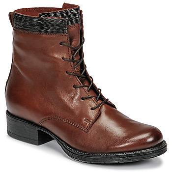 Chaussures Femme Boots Mjus NORTON Marron