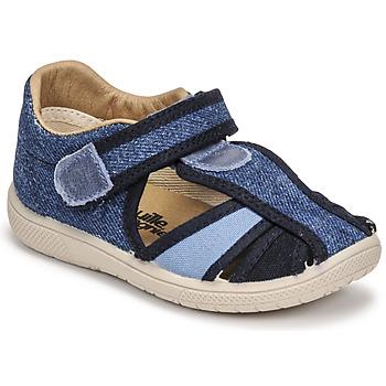 Chaussures Enfant Sandales et Nu-pieds Citrouille et Compagnie GUNCAL Bleu jeans