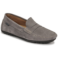 Chaussures Homme Mocassins Christian Pellet CADOR Gris
