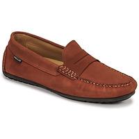 Chaussures Homme Mocassins Christian Pellet CADOR Rouge