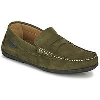 Chaussures Homme Mocassins Christian Pellet CADOR Kaki