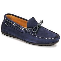 Chaussures Homme Mocassins Christian Pellet NERE Bleu
