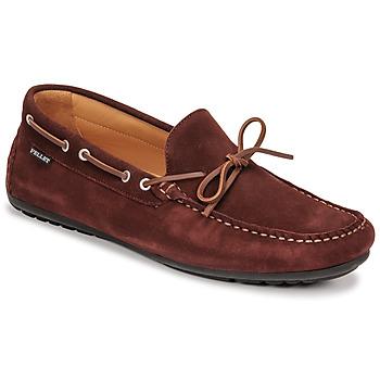 Chaussures Homme Mocassins Pellet NERE Bordeaux