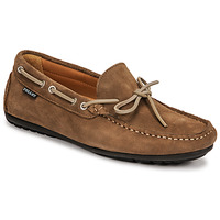 Chaussures Homme Mocassins Christian Pellet NERE Taupe