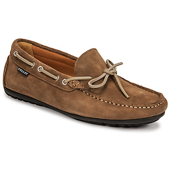 Chaussures Homme Mocassins Pellet NERE Taupe