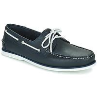 Chaussures Fille Ballerines / babies Christian Pellet VENDEE Bleu