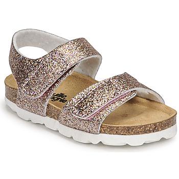 Chaussures Fille Sandales et Nu-pieds Citrouille et Compagnie BELLI JOE Multicolor