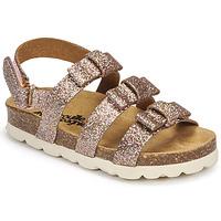 Chaussures Fille Sandales et Nu-pieds Citrouille et Compagnie OLIA Multicolor