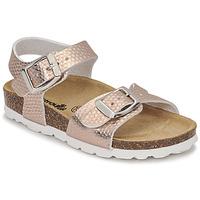 Chaussures Fille Sandales et Nu-pieds Citrouille et Compagnie RELUNE Bronze