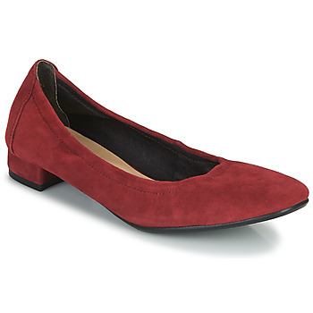Chaussures Femme Ballerines / babies JB Martin OLYMPS Rosso