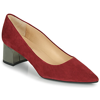 Chaussures Femme Escarpins JB Martin QUILIAN Rosso