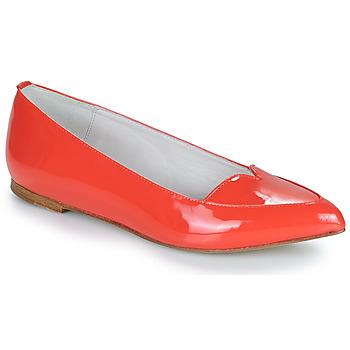 Chaussures Femme Ballerines / babies JB Martin ANGELINA Orange