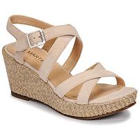 Chaussures Femme Sandales et Nu-pieds JB Martin DARELO Sable