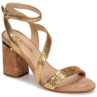 Chaussures Femme Sandales et Nu-pieds JB Martin KRYSTEN Gold