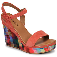 Chaussures Femme Sandales et Nu-pieds JB Martin LIVE Multicolor