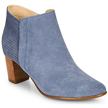 Chaussures Femme Bottines JB Martin 2TABADA E19 Bleu