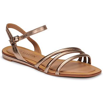 Chaussures Femme Sandales et Nu-pieds JB Martin AELAS Fard