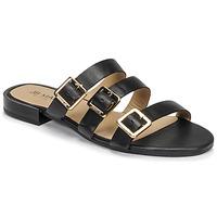Chaussures Femme Mules JB Martin BEKA Noir